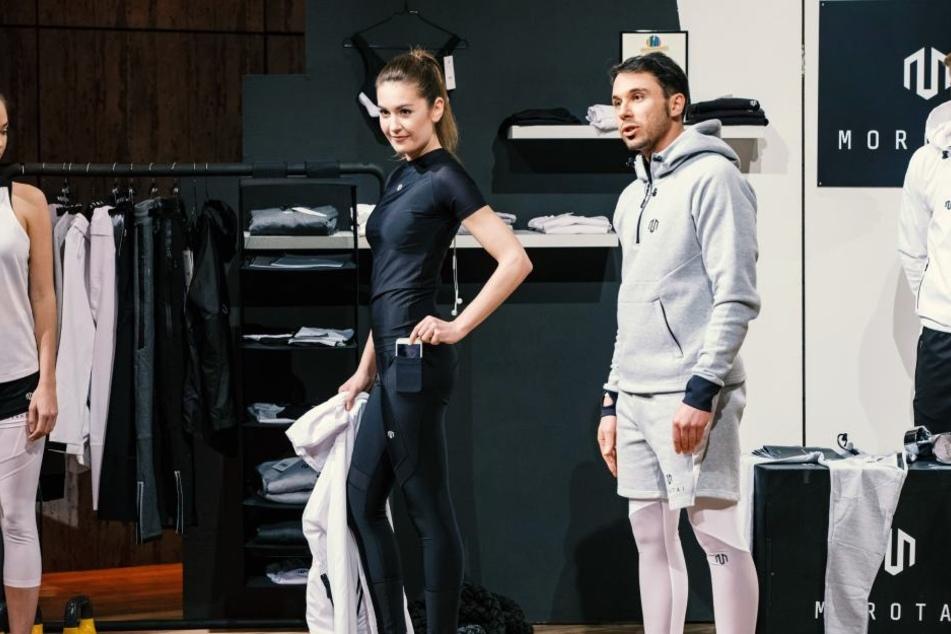 """Mit diesen alltagstauglichen Sport-Klamotten konnte Rafy die """"Löwen"""" überzeugen."""