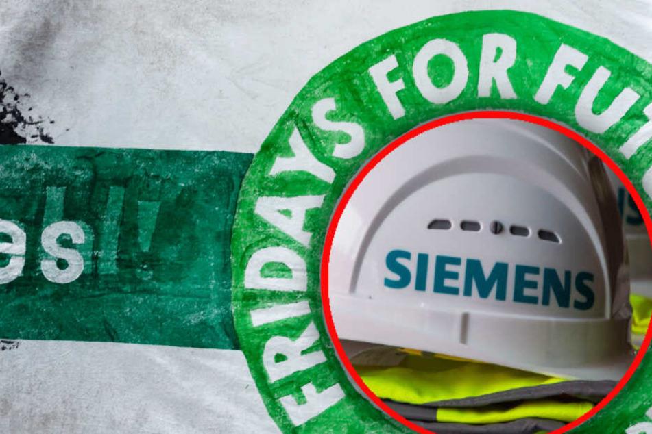 Fridays for Future gegen Siemens: Deshalb kommt es zu Demos in ganz Deutschland