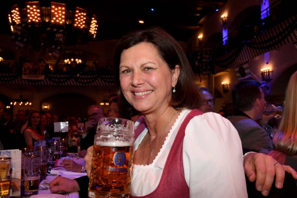 Ilse Aigner (CSU), Präsidentin des Bayerischen Landtags.