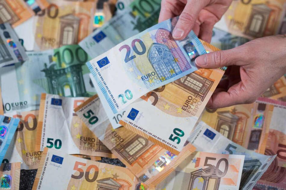 Der Mann aus Frankfurt gewann eine Million Euro. (Symbolbild)
