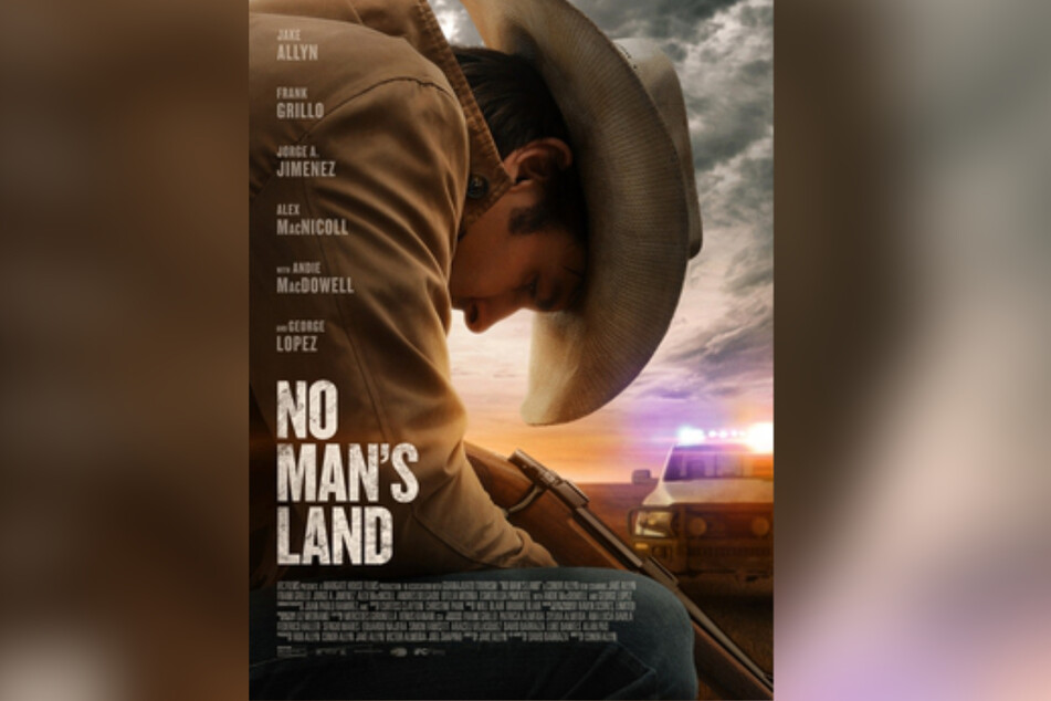 "Filmposter zu ""No Man's Land""."