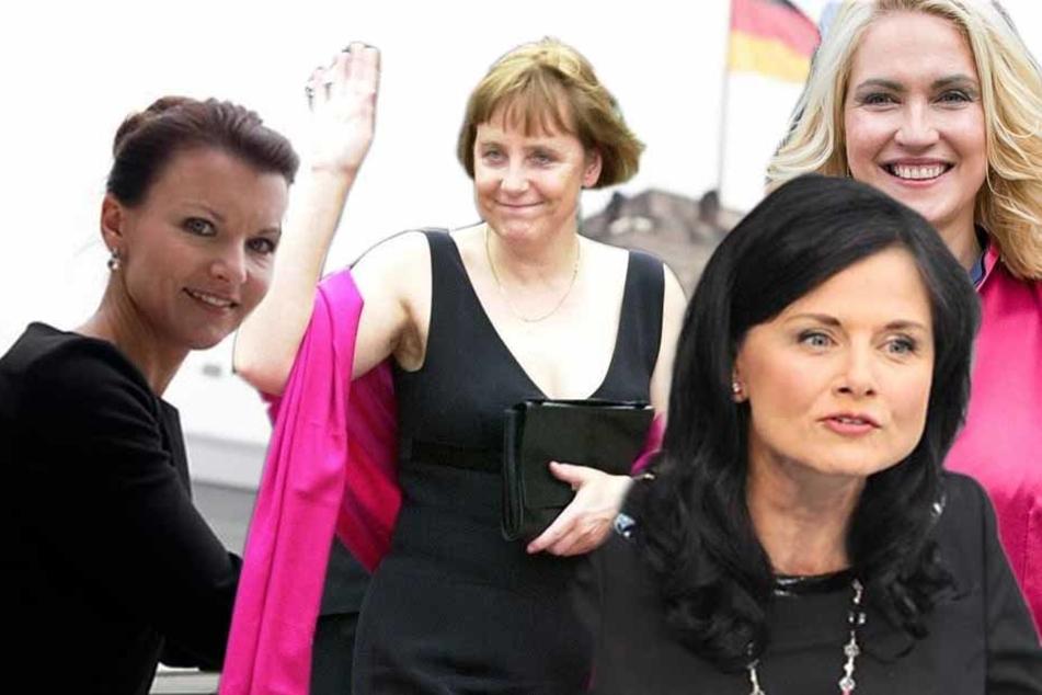 Top10: Wer sind Deutschlands heißeste Frauen in der Politik?