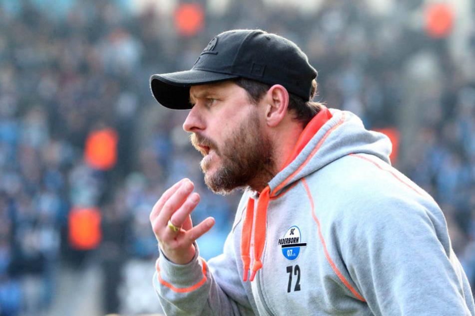 Steffen Baumgart will erfolgreich gegen Lotte spielen.
