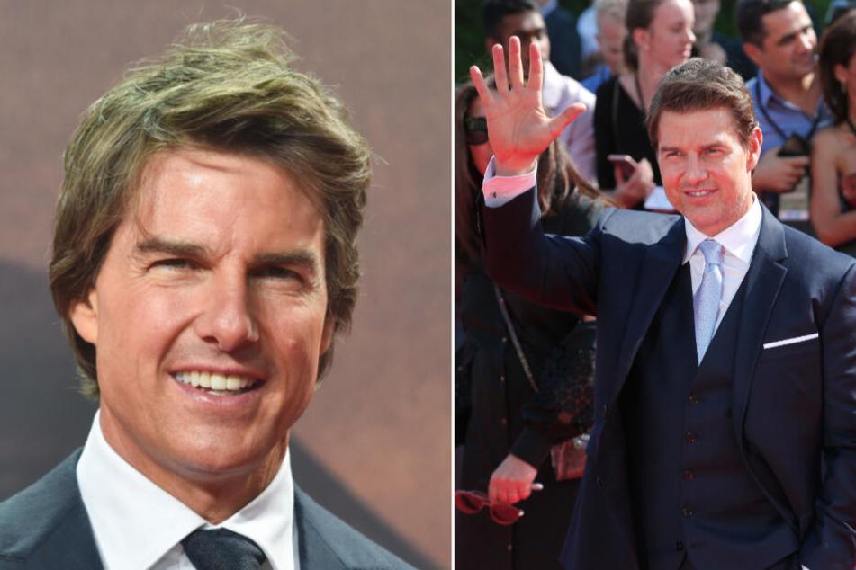 """Teil 7 und 8 der """"Mission: Impossible""""-Reihe mit Tom Cruise als Geheimagent Ethan Hunt sollen 2021 bzw. 2022 in die Kinos kommen."""