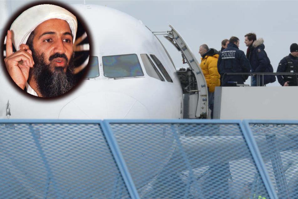 Das casht Bin Ladens Bodyguard vom Staat