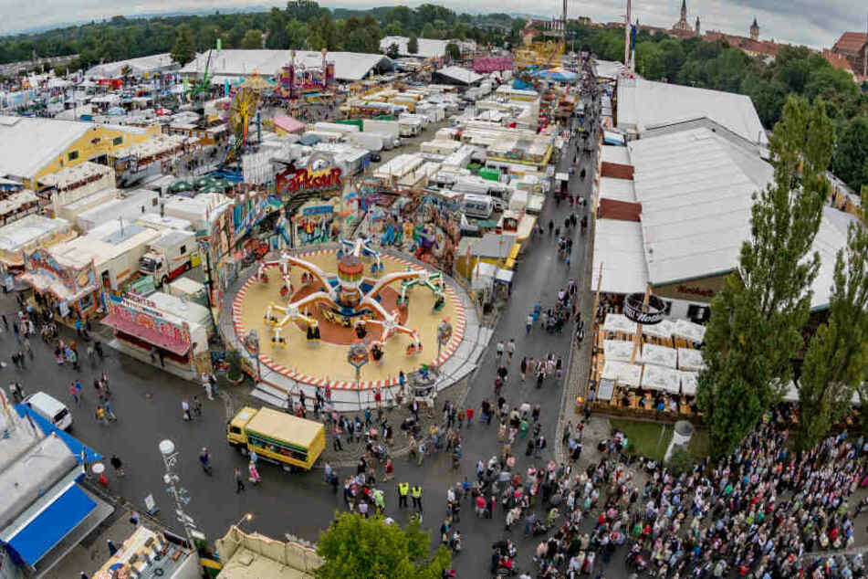 Volksfest Bayern