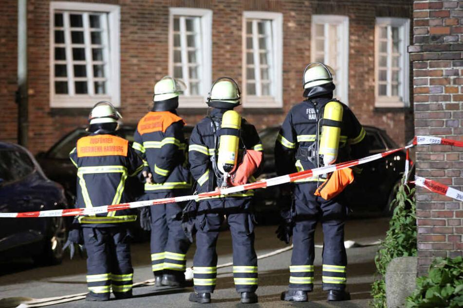 Die Feuerwehr musste keine offene Flammen bekämpfen.