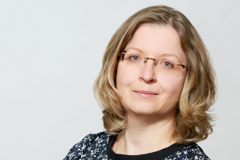Kennt die Situation vieler Büros: Marén Schober (42), Sprecherin der Architektenkammer Sachsen.