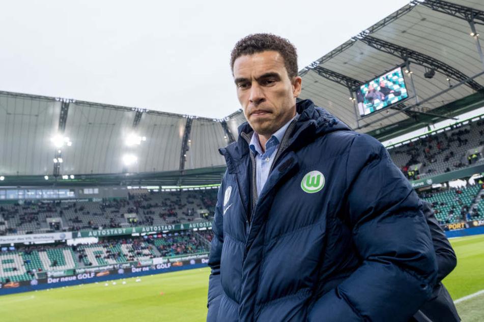 VfL Wolfsburg feuert Valerien Ismael