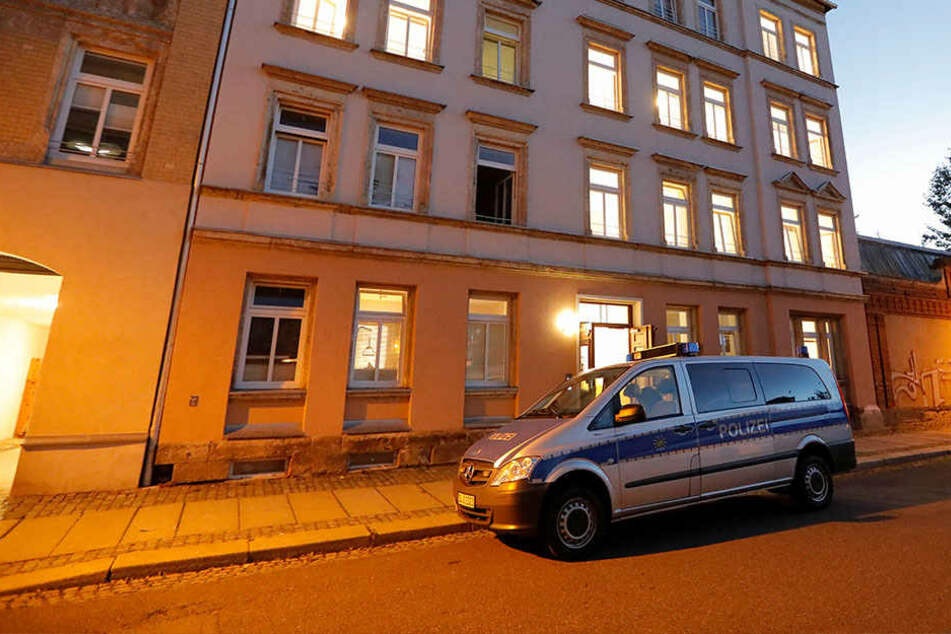 Chemnitz: Asylbewerber protestieren gegen ihre Unterkunft