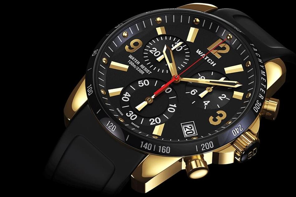 Privilegierte Nordkoreaner kommen jetzt leichter an Luxusgüter wie etwa hochwertige Uhren heran.
