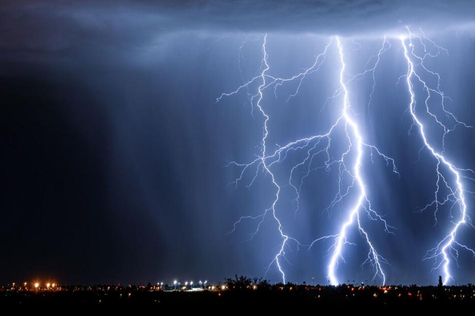Dieser Ort wird in Deutschland am häufigsten vom Blitz getroffen