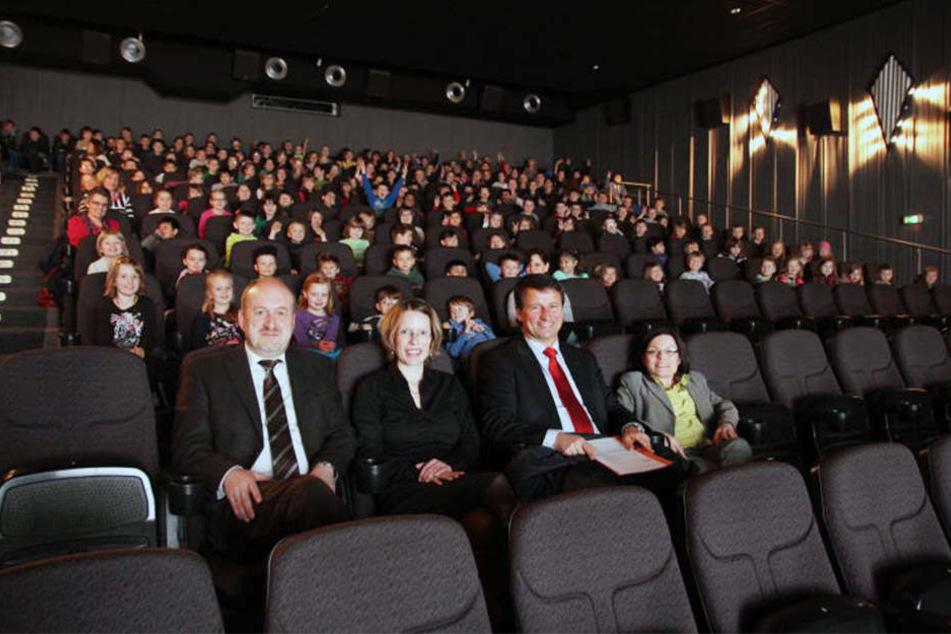 Das Cineplex in Warburg wurde sowohl mit der Programm- als auch mit der Kinder- und Jugendprogrammprämie ausgezeichnet.