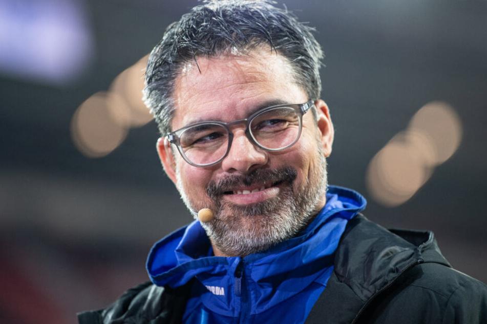 Ob Schalke-Coach David Wagner diesen Witz auch so lustig findet wie so mancher S04-Anhänger?