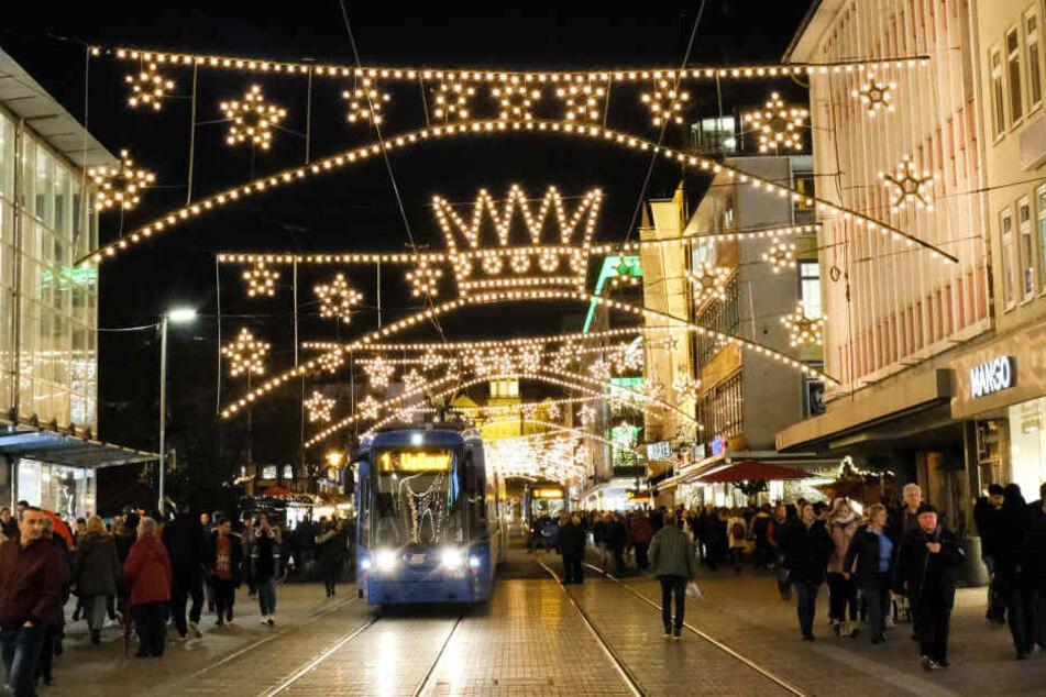 So wird Kassel am Samstag um 19 Uhr nicht aussehen. (Symbolbild)
