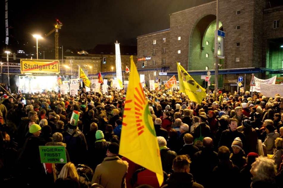 Ohne die Protestwelle im Zuge von Stuttgart 21 hätte es die Stelle gar nicht gegeben.