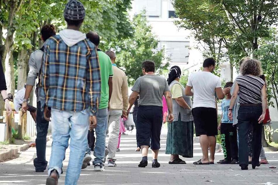 Sind Zehntausende Asylbewerber in Deutschland abgetaucht?