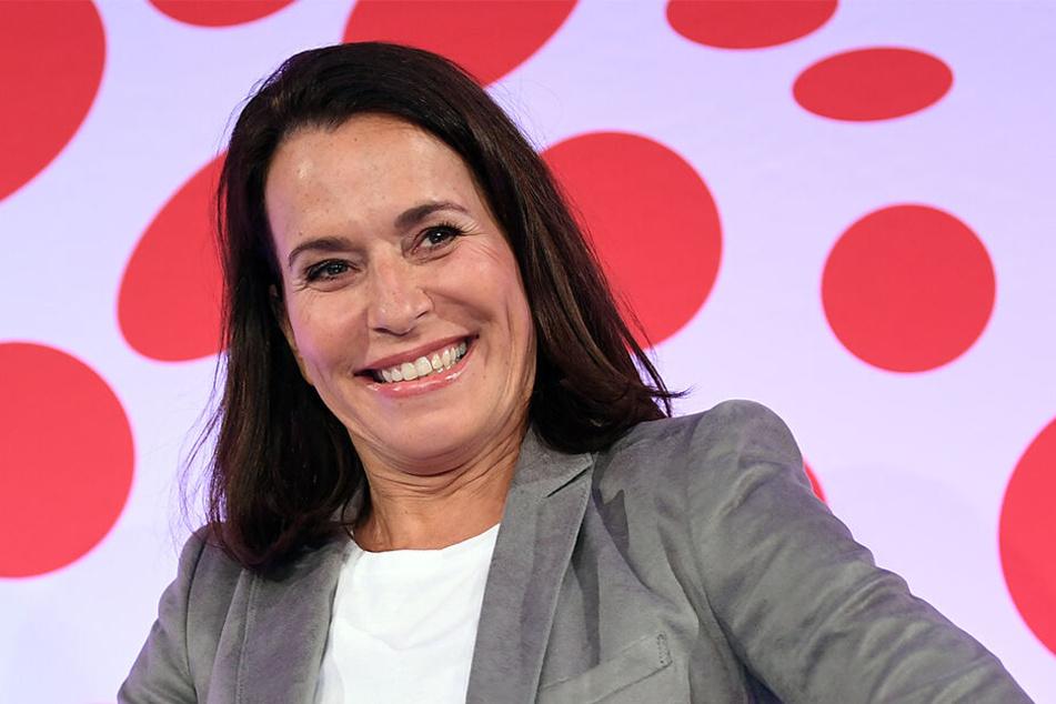 Lange Pause: Anne Will geht mit ihrer gleichnamigen Talkshow erst wieder am 5. Mai auf Sendung.