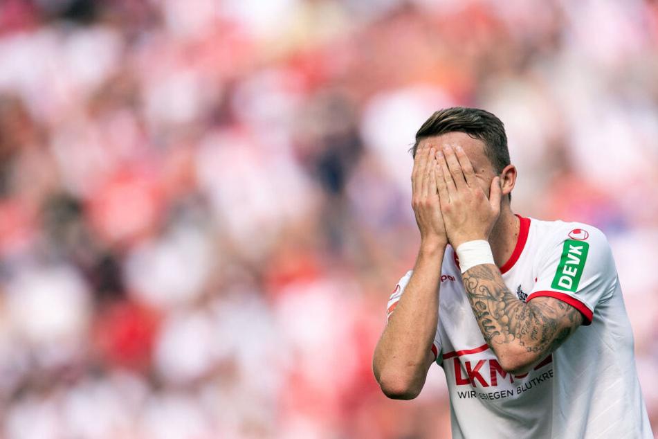 Innenverteidiger Jannes Horn (22) fährt nicht mit ins Trainingscamp des 1. FC Köln. Er soll bei der U21 trainieren.