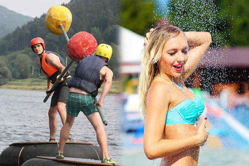 Mega-Sommer-Wochenende: Mit diesen Tipps wird es noch besser!