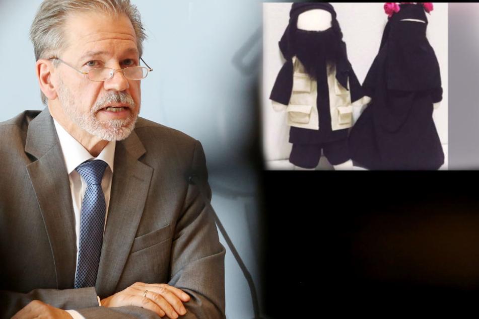 Verfassungsschutz bestätigt: Spezielle Salafisten-Puppen für Kinder!