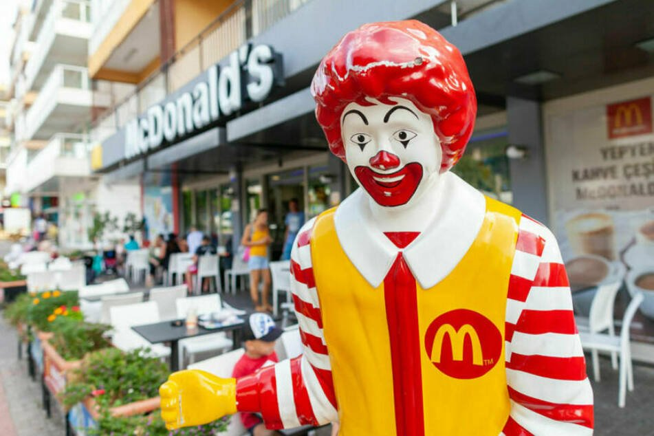 McDonald's Twitter account manager expressed their frustration with the lack of a human connection (stock image).
