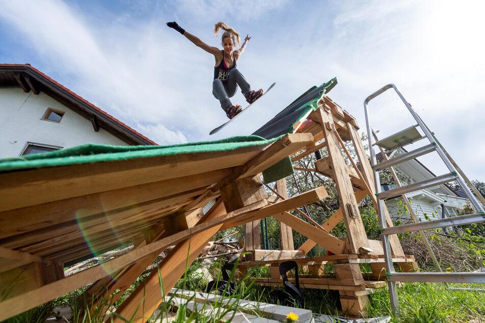 Do-it-yourself-Rampen? So kreativ werden Sportler in der Corona-Krise