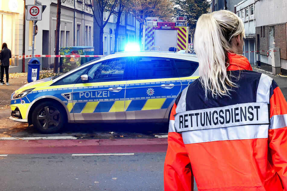 43-Jähriger auf Rolltreppe attackiert: Zwei Jugendliche wollten offenbar eingreifen, flüchteten aber