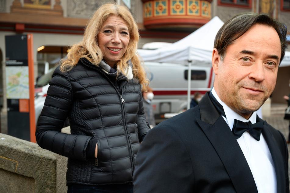 Notärztin Federle und Schauspieler Jan Josef Liefers kämpfen um Fortsetzung von Tübinger Modell