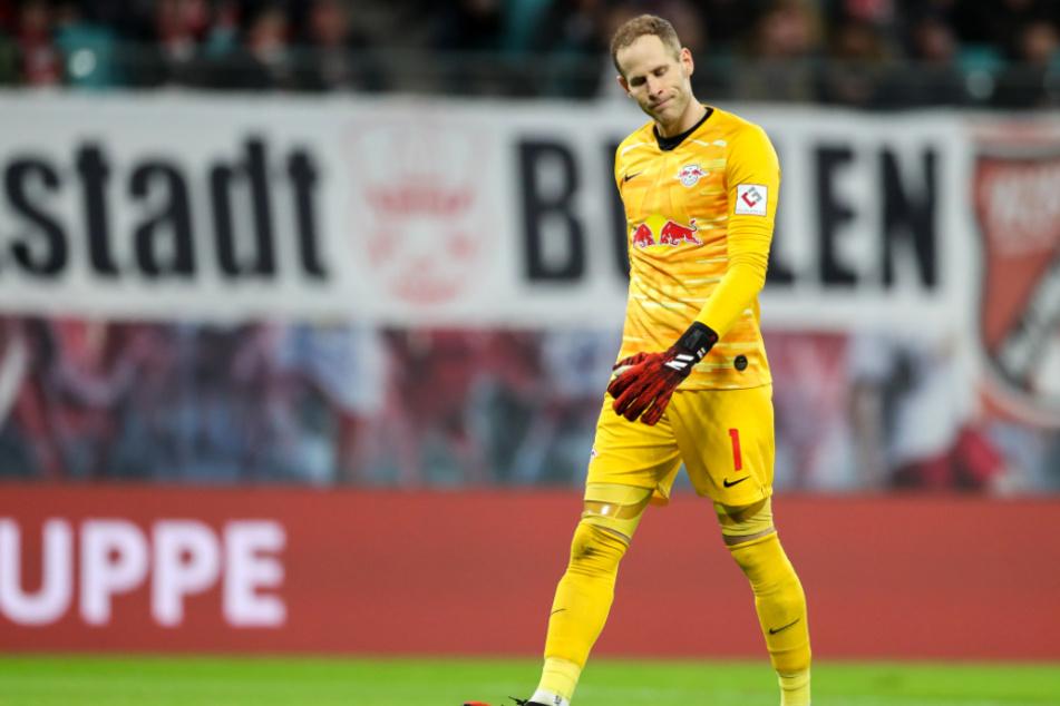 Torhüter Peter Gulacsi (30) ist einer von zwölf Profis, auf die RB in der Bundesliga-Vorbereitung verzichten muss. Er spielt zusammen mit Kapitän Willi Orban für Ungarn.