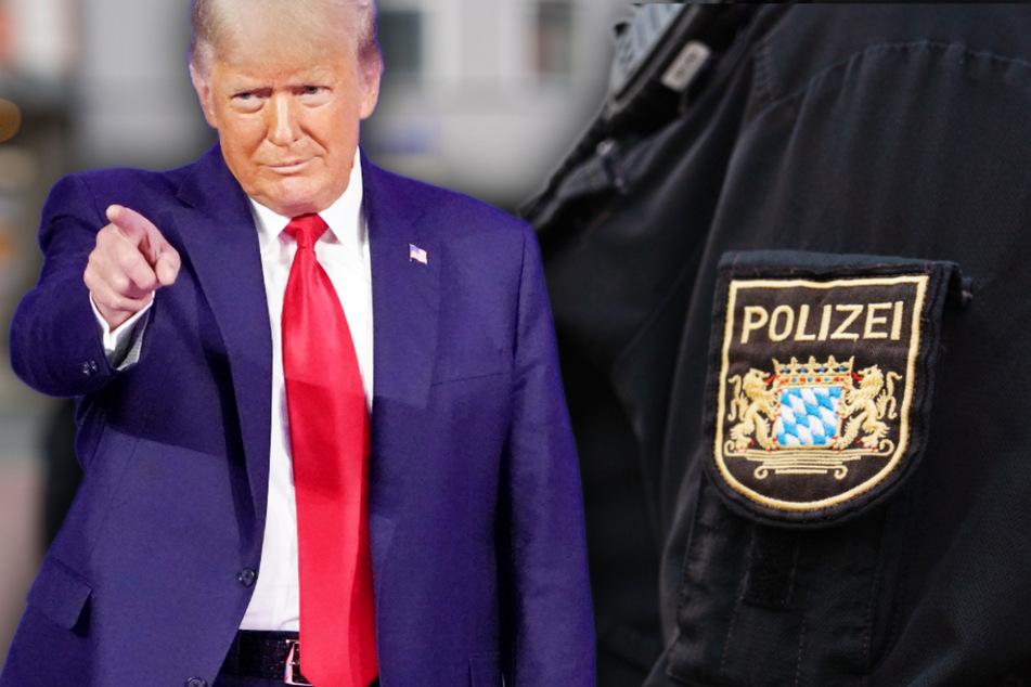 Kurioser Fall! Donald Trump, ein Bruderstreit und ein Polizeieinsatz
