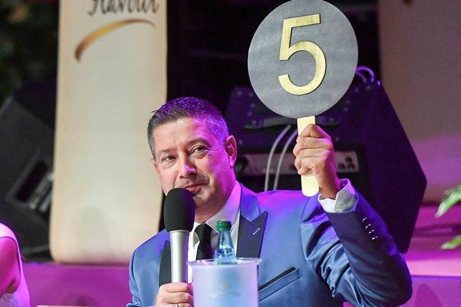 Auch in diesem Jahr wird Star-Juror Joachim Llambi (53) seine Wertung abgeben.