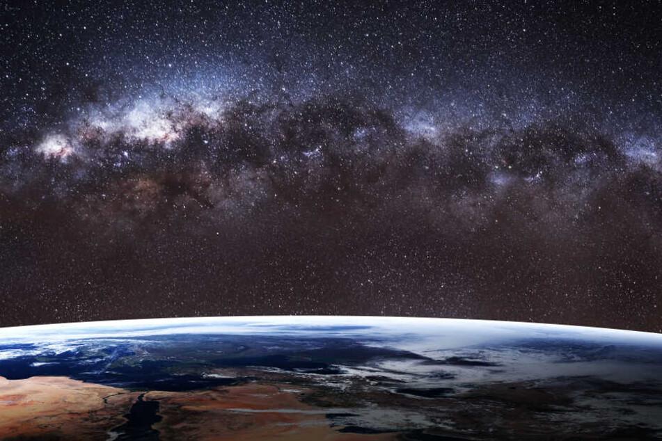 Astronomen fanden ein merkwürdiges Objekt im Weltall. (Symbolbild)