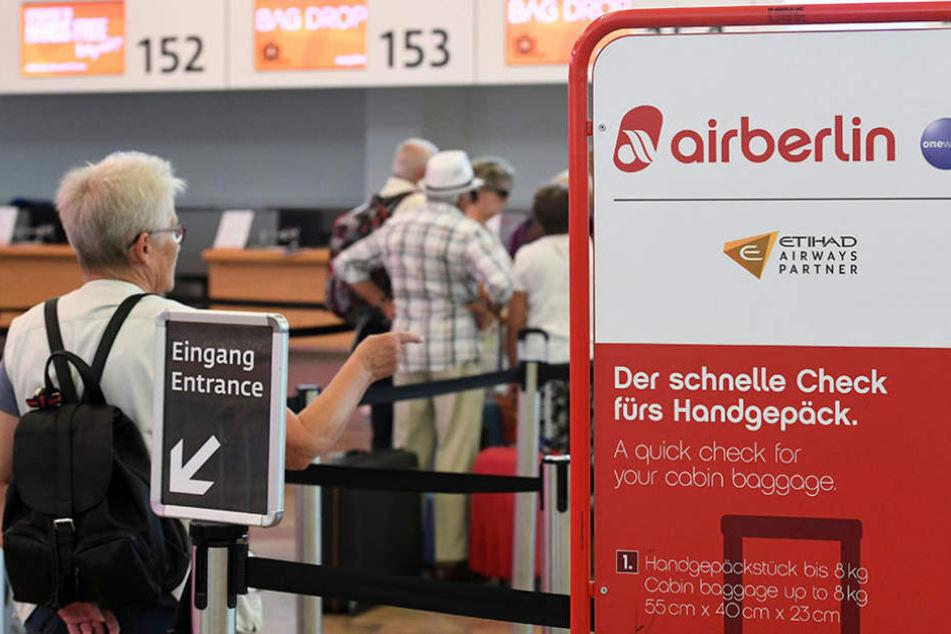 Trotz Insolvenz will die Airline so viele Arbeitsplätze wie möglich sichern und weiterhin zuverlässig fliegen.