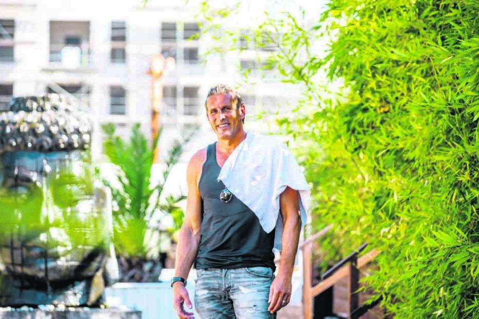 Christian von Canal (50), Puro-Chef, hat schon eine neue Location in Aussicht.