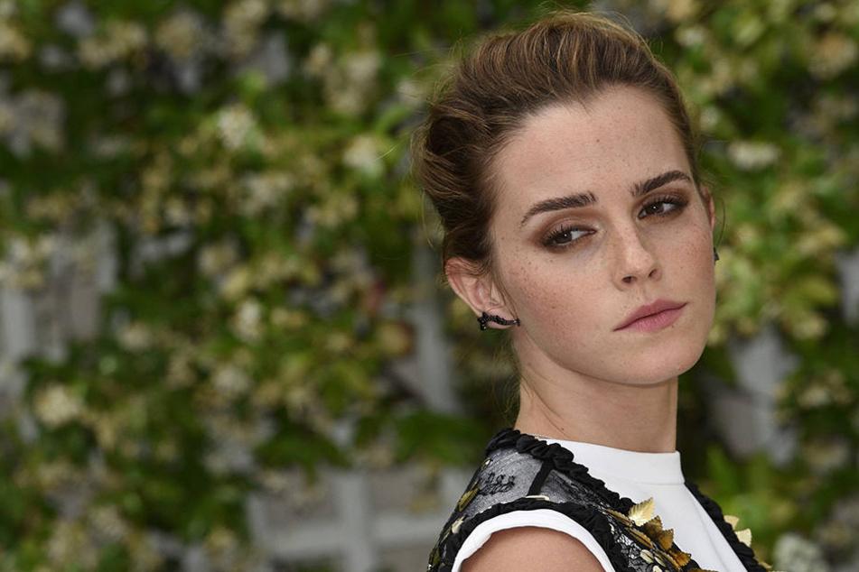 Emma Watson hat drei Silberringe verloren. Nun hat sie die Story auf Facebook öffentlich gemacht.