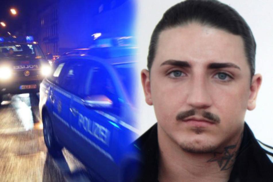 Laut Polizei ist der Mann immer noch auf der Flucht. (Symbolbild/Fahndungsfoto)