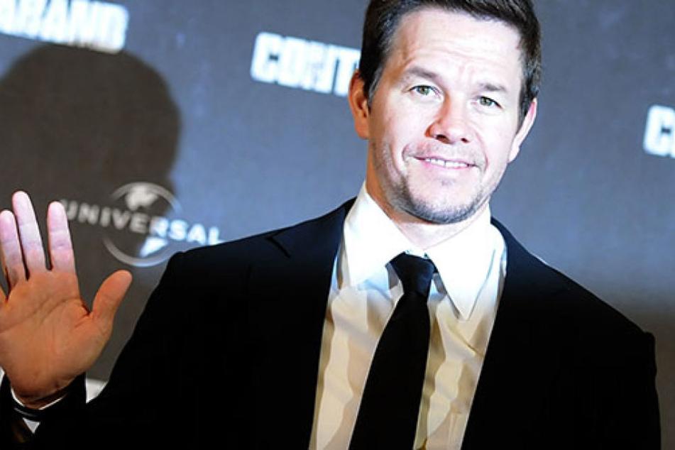 Mark Wahlberg war 2017 der Bestverdiener unter den Hollywoodstars. Seine Filme waren an den Kinokassen aber nur mäßig erfolgreich.