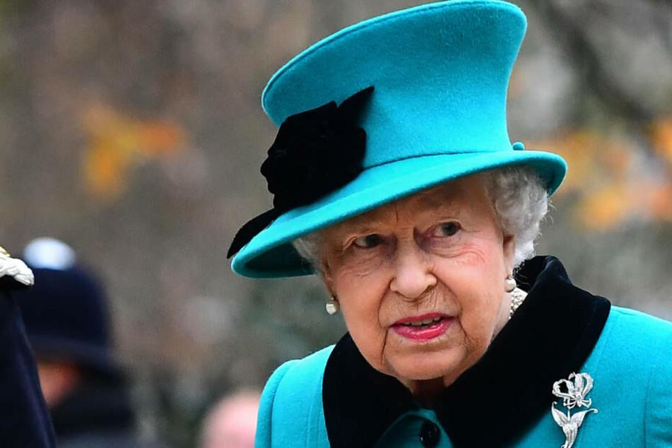 Queen Elizabeth II. darf sich am Mittwoch auf ein Päckchen aus Germany freuen.