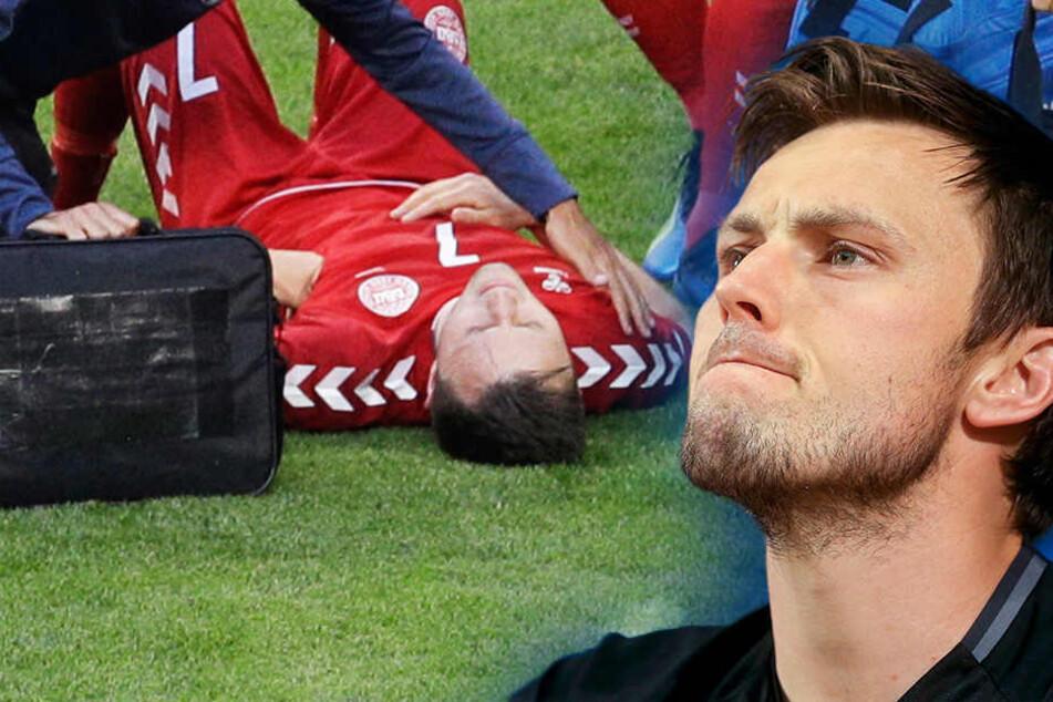 Schwere Verletzung trübt Sieg der Dänen: William Kvist droht WM-Aus!