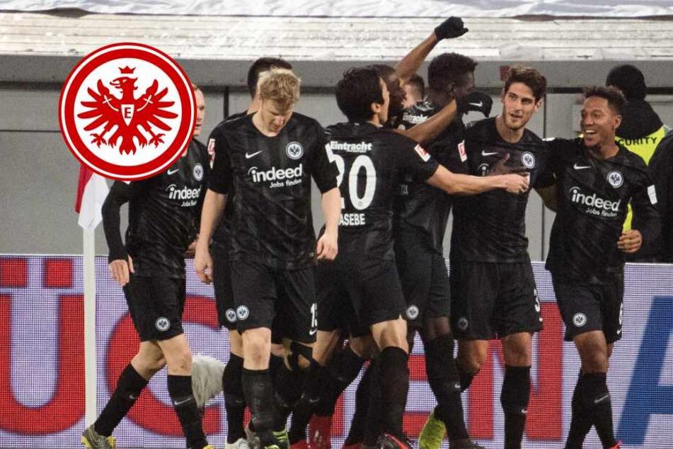 3:0! Paciencia und Joker Haller treffen bei Eintracht-Sieg in Düsseldorf