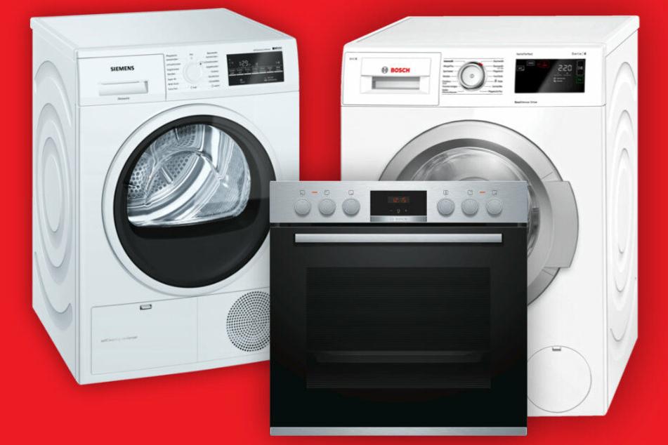 Energiefresser raus! Neue Geräte rein! Dafür bekommt Ihr bei MediaMarkt 100 Euro geschenkt