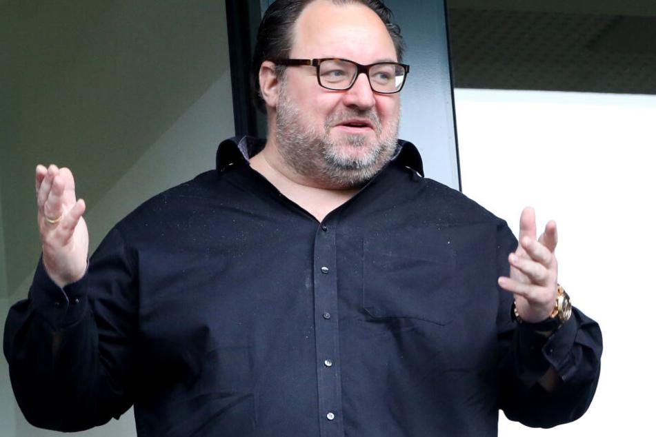 Michail Ponomarev ist Investor und Präsident des Drittligisten KFC Uerdingen.