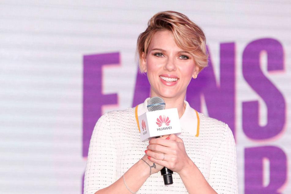 Welcher Mann träumt nicht von Sex mit Scarlett Johansson?!