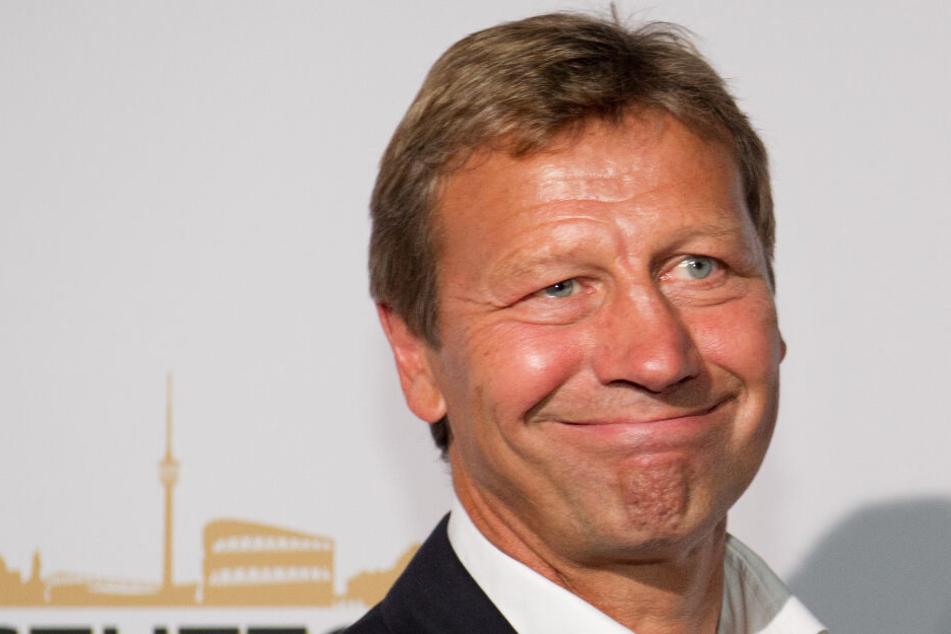 Guido Buchwald, ehemaliger Fußballprofi will Präsident des VfB werden.