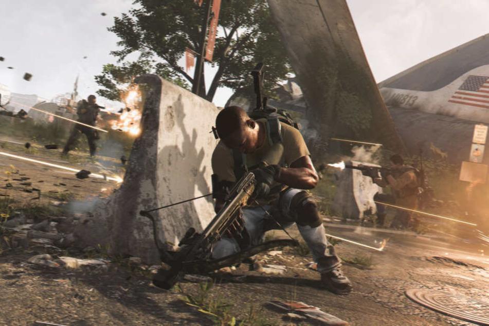 """Mit """"The Division 2"""" veröffentlichte Ubisoft Mitte März den aktuell wohl heißesten Anwärter auf den Loot-Shooter-Thron."""