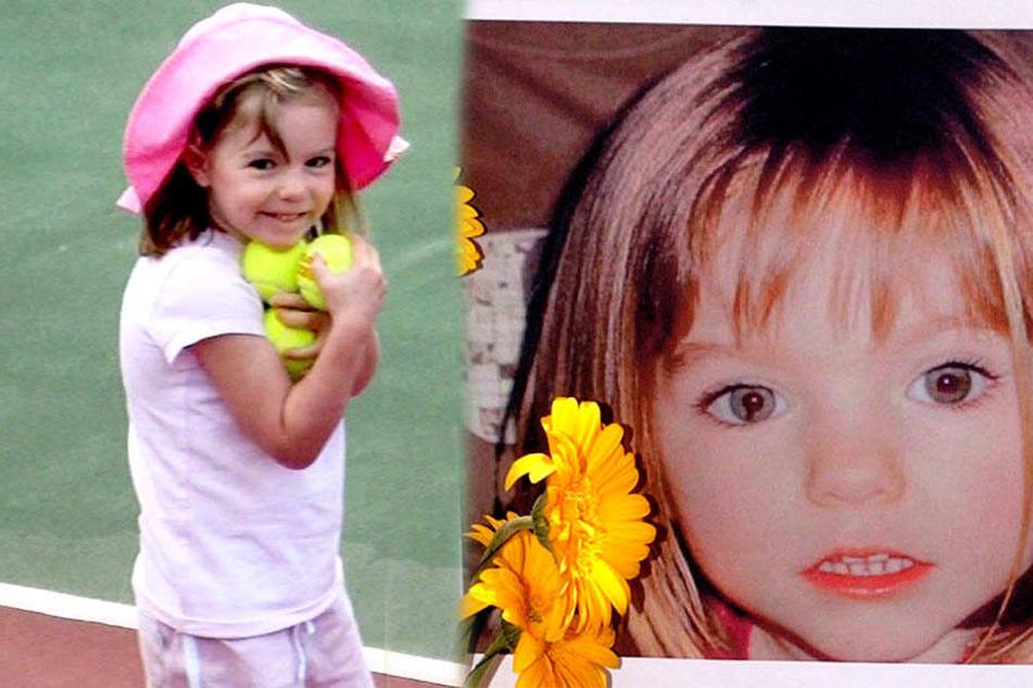 Maddie, die dreijährige Tochter des Ärztepaares gilt seit einer Mainacht als vermisst.