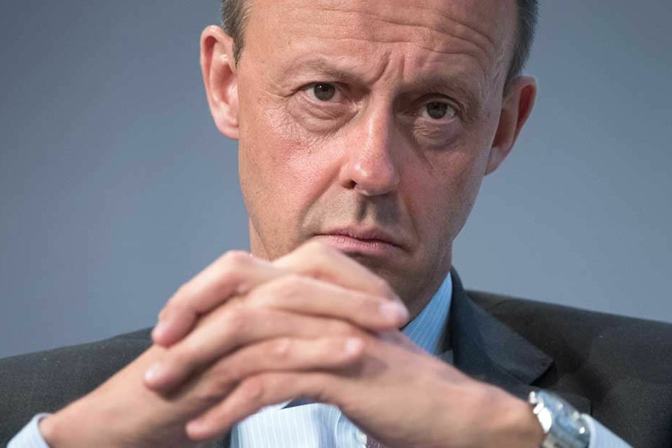 Friedrich Merz (62, CDU) ist seit 2017 Aufsichtsratsvorsitzender von BlackRock Deutschland.