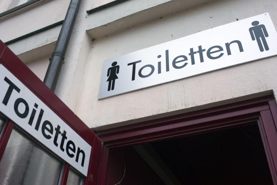 Die Unisex-Toilette an der Uni Köln soll bald eröffnen.