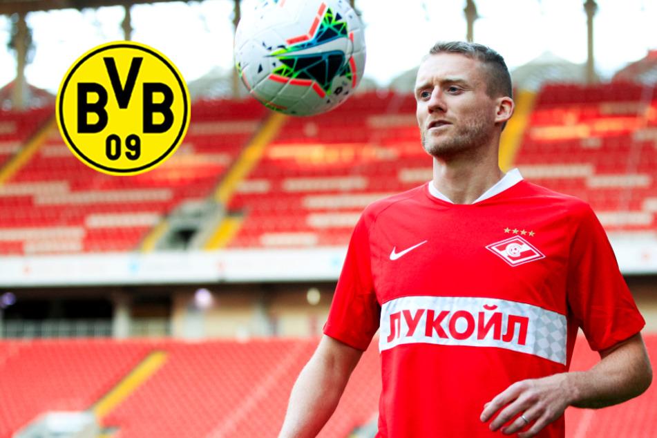 Keine Zukunft bei Spartak Moskau: André Schürrle kehrt zum BVB zurück